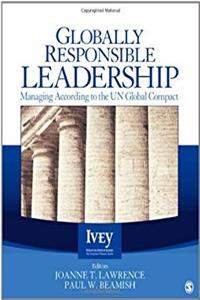 ePub Globally Responsible Leadership: Managing According to the UN Global Compact (The Ivey Casebook Series) download