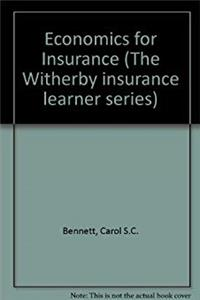 ePub Economics for Insurance (The Witherby insurance learner series) download
