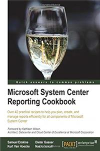 ePub Microsoft System Center Reporting Cookbook download