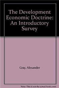ePub The Development Economic Doctrine: An Introductory Survey download