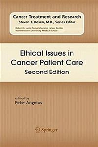 ePub Ethical Issues in Cancer Patient Care (Cancer Treatment and Research) download