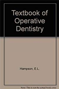 ePub Textbook of Operative Dentistry download