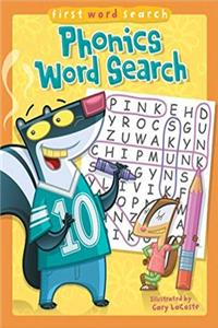 ePub First Word Search: Phonics Word Search download