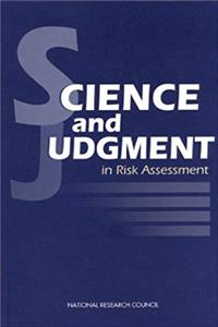 ePub Science and Judgment in Risk Assessment (Environmental Health Matters Initiative) download