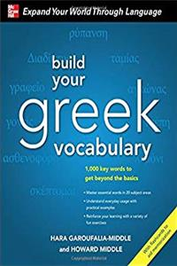 ePub Build Your Greek Vocabulary with Audio CD download