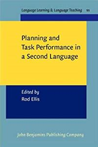 ePub Planning and Task Performance in a Second Language (Language Learning  Language Teaching) download