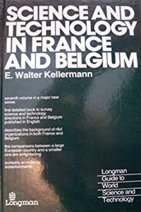 ePub Science and Technology in France and Belgium (Longman Guide to World Science and Technology) download