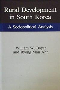 ePub Rural Development in South Korea: A Sociopolitical Analysis download