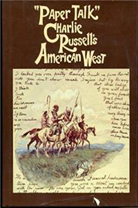 ePub Paper Talk: Charlie Russell's American West download