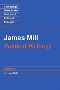 ePub James Mill: Political Writings (Cambridge Texts in the History of Political Thought) download