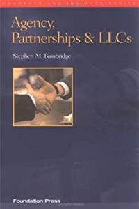 ePub Agency, Partnerships and LLCs (Concepts and Insights) download