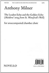ePub Anthony Milner: The Leaden Echo And The Golden Echo download