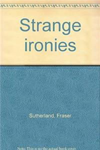 ePub Strange ironies download