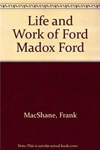 ePub The Life and Work of Ford Madox Ford download