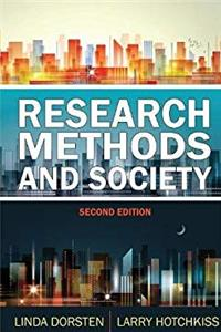 ePub Research Methods and Society: Foundations of Social Inquiry (Pearson Custom Anthropology) download