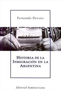 ePub Historia de la inmigracion en la Argentina/ History of Immigration in Argentina (Spanish Edition) download