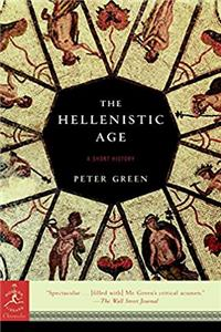 ePub The Hellenistic Age: A Short History (Modern Library Chronicles) download