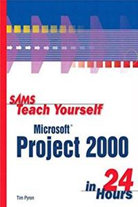ePub Sams Teach Yourself Microsoft Project 2000 in 24 Hours download