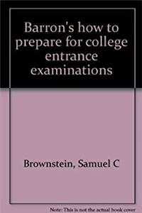 ePub Barron's how to prepare for college entrance examinations download