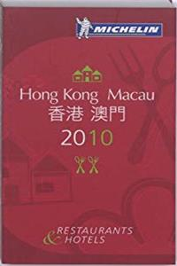 ePub Michelin Guide Hong Kong  Macau 2010: Hotels  Restaurants (Michelin Guide/Michelin) download