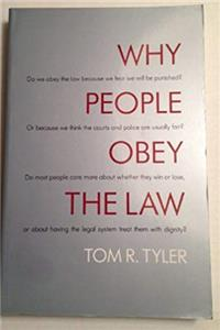 ePub Why People Obey the Law download