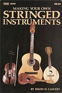 ePub Making Your Own Stringed Instruments download