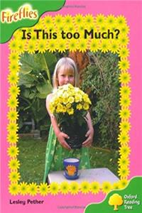 ePub Oxford Reading Tree: Stage 2: Fireflies: Is This Too Much? download