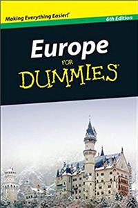 ePub Europe For Dummies download