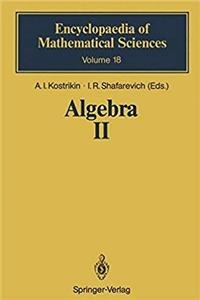 ePub Algebra II: Noncommutative Rings Identities (Encyclopaedia of Mathematical Sciences) (v. 2) download