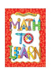 ePub Math to Learn: Parent Guide download