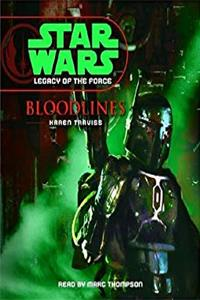 ePub Bloodlines (Star Wars: Legacy of the Force, No. 2) download