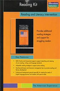 ePub Prentice Hall Literature The American Experience Reading Kit. (Paperback) download