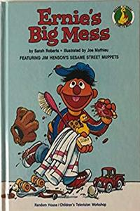 ePub ERNIE'S BIG MESS (A Sesame Street Start-To-Read Book) download