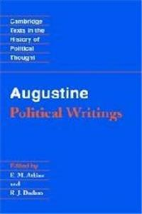 ePub Augustine: Political Writings (Cambridge Texts in the History of Political Thought) download