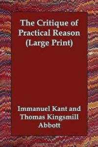 ePub The Critique of Practical Reason download
