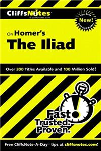 ePub CliffsNotes on Homer's The Iliad (Cliffsnotes Literature Guides) download