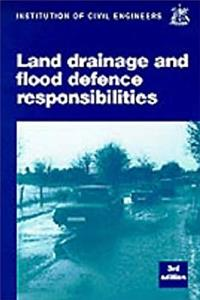 ePub Land drainage and flood defence responsibilities: 3rd edition download